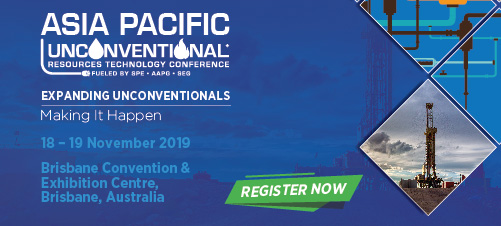 Register now for the Asia Pacific Unconventional Resources Technology Conference