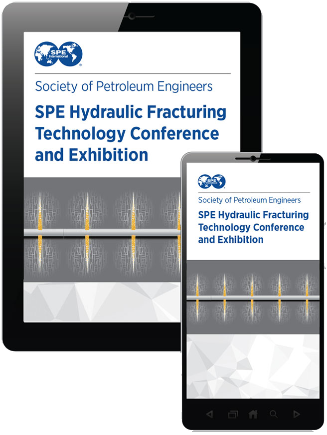 Hydraulic Fracturing Technology Conference and Exhibition - The