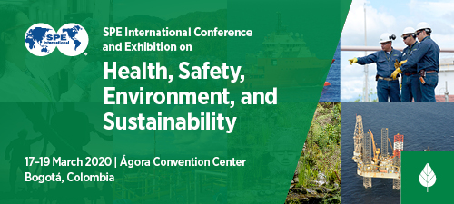 SPE International Conference and Exhibition on Health, Safety, Environment, and Sustainability