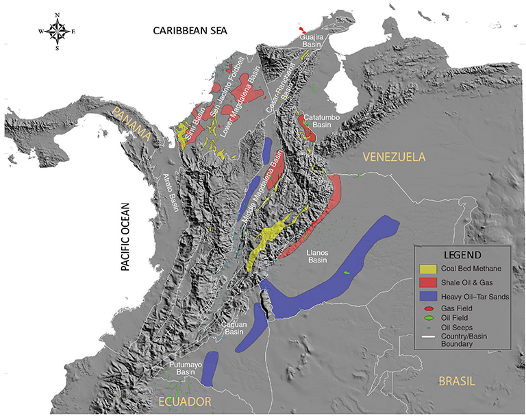 JPT Colombia's New Ambitions Include Caribbean and Shale
