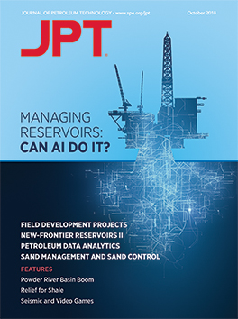 JPT Vol 70, No 10-October 2018