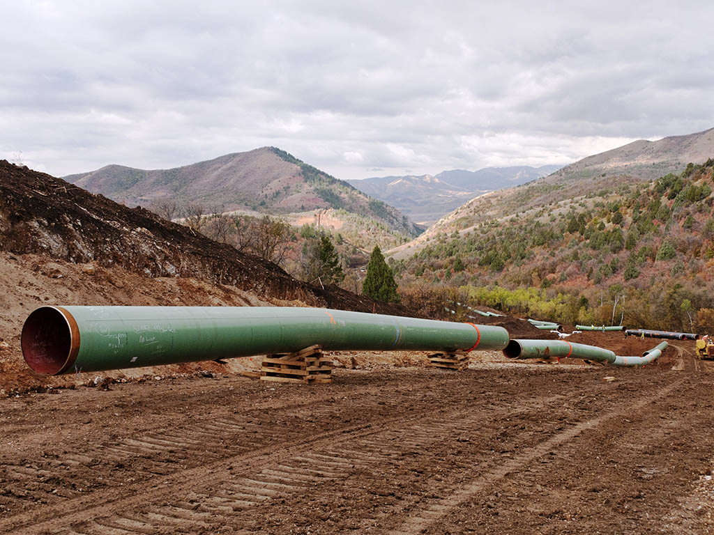 World Demand for Onshore Pipeline Construction to Grow From 2013 to 2017