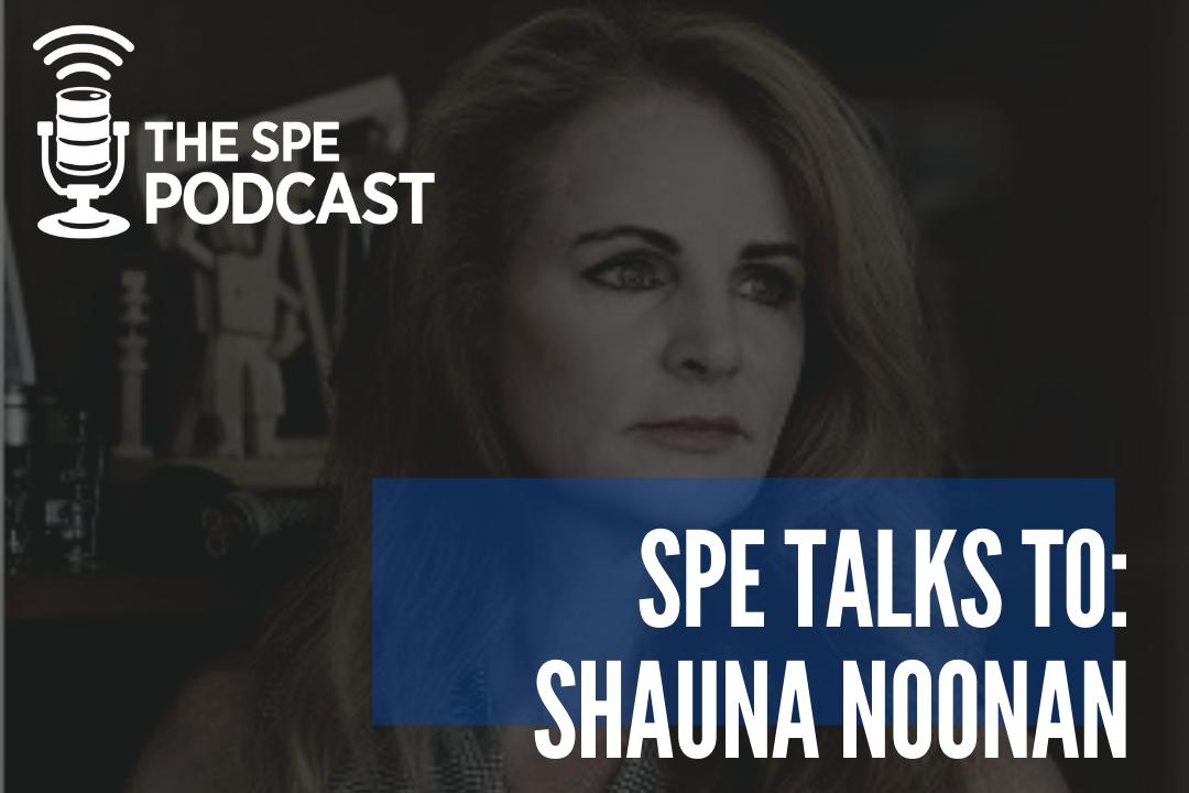 SPE Talks T: Shauna Noonan