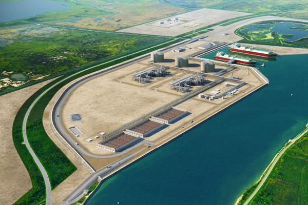 OGF Article Saudi Aramco Buys Into Port Arthur LNG