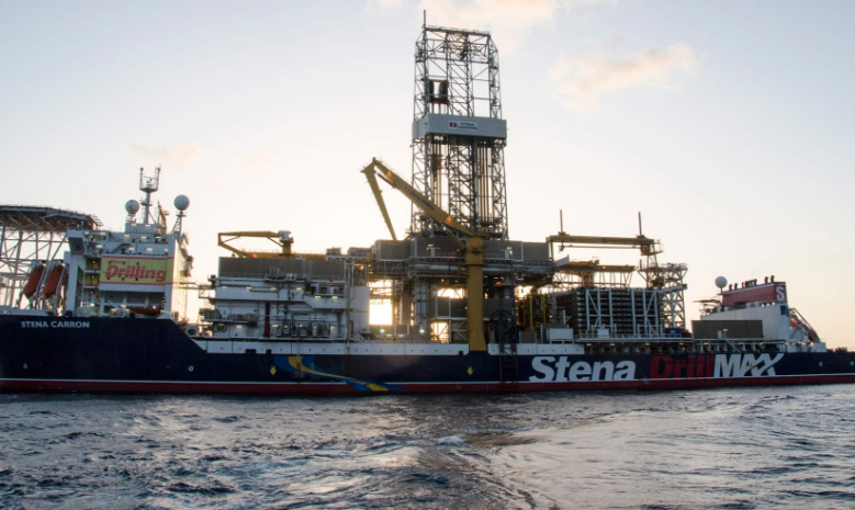 Eonmobil Has Used The Stena Carron Drillship To Drill Multiple Wells In Guyana Suriname Basin Source Drilling