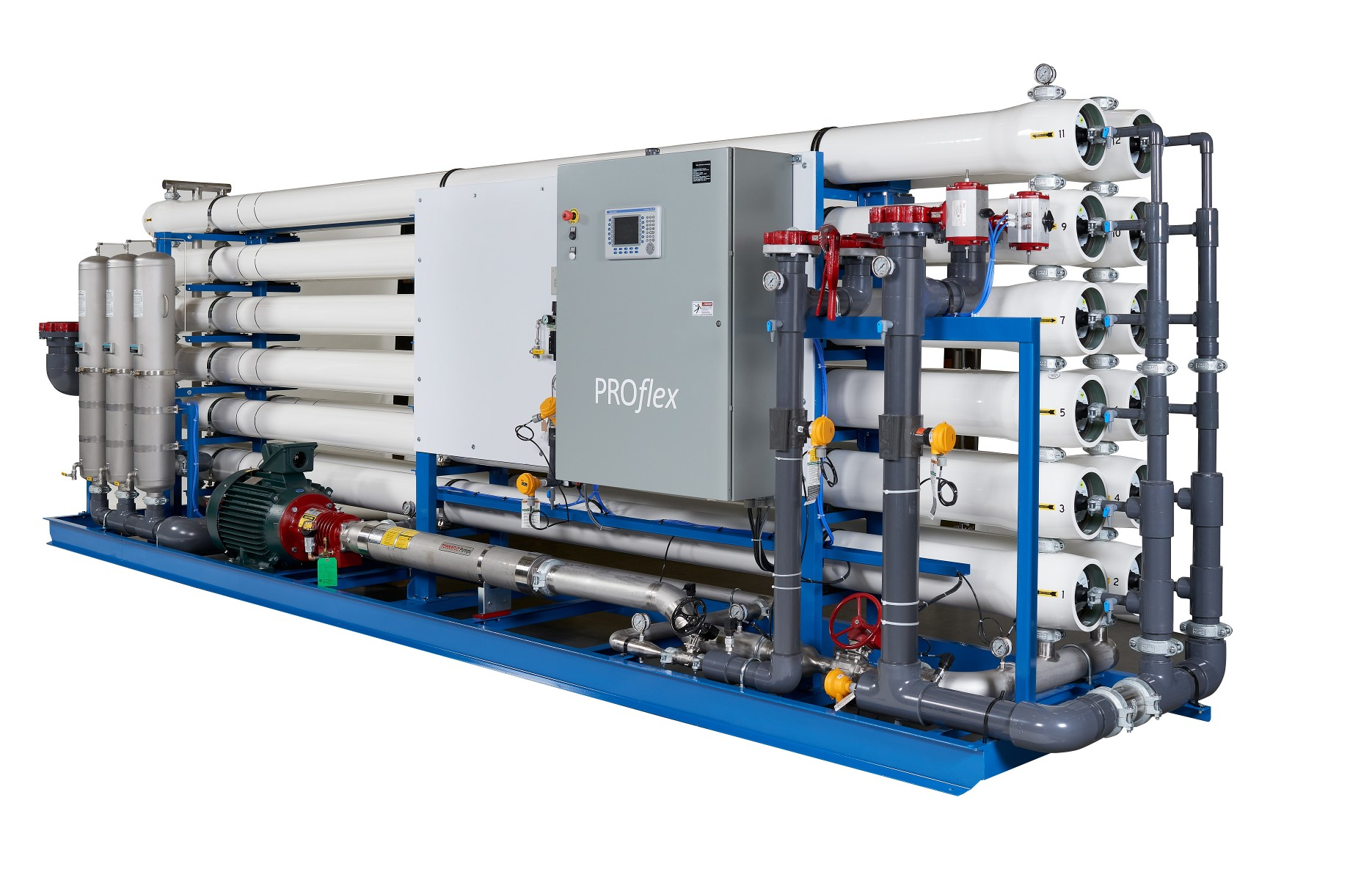 Ogf Brief Reverse Osmosis System