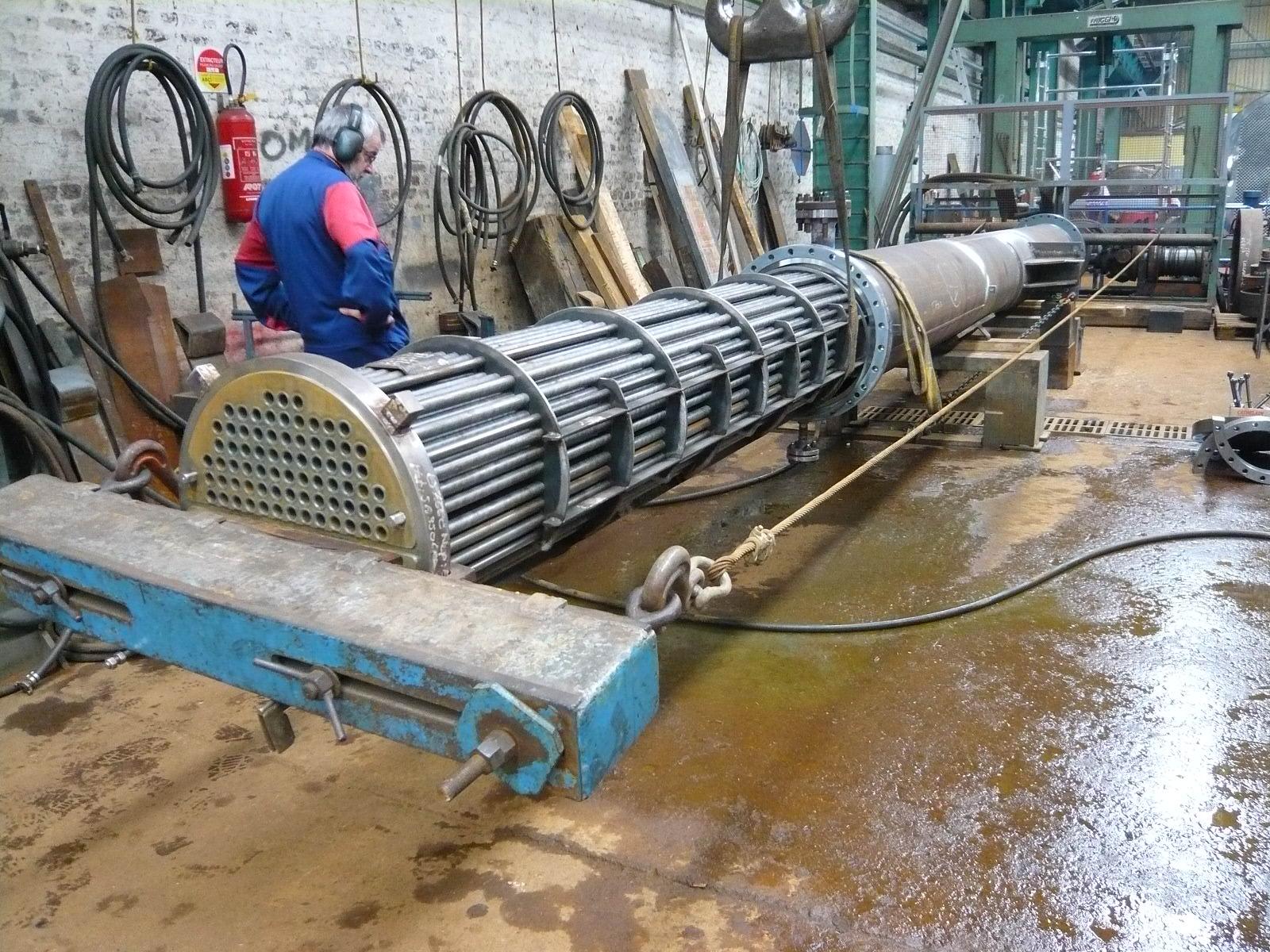 heat exchanger material