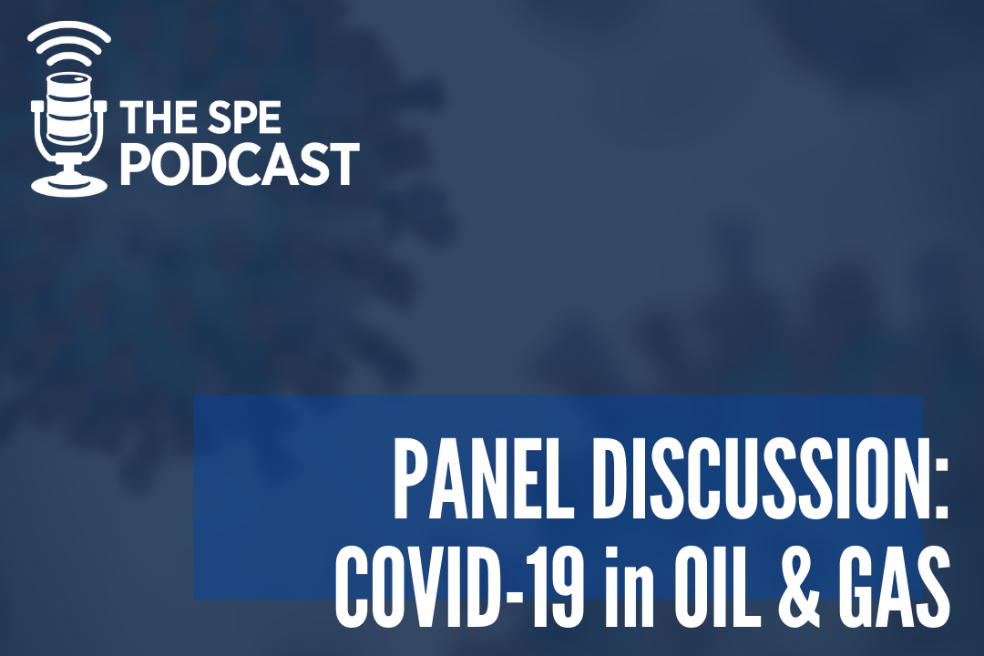 The SPE Podcast: SPE Live Discussion on COVID-19