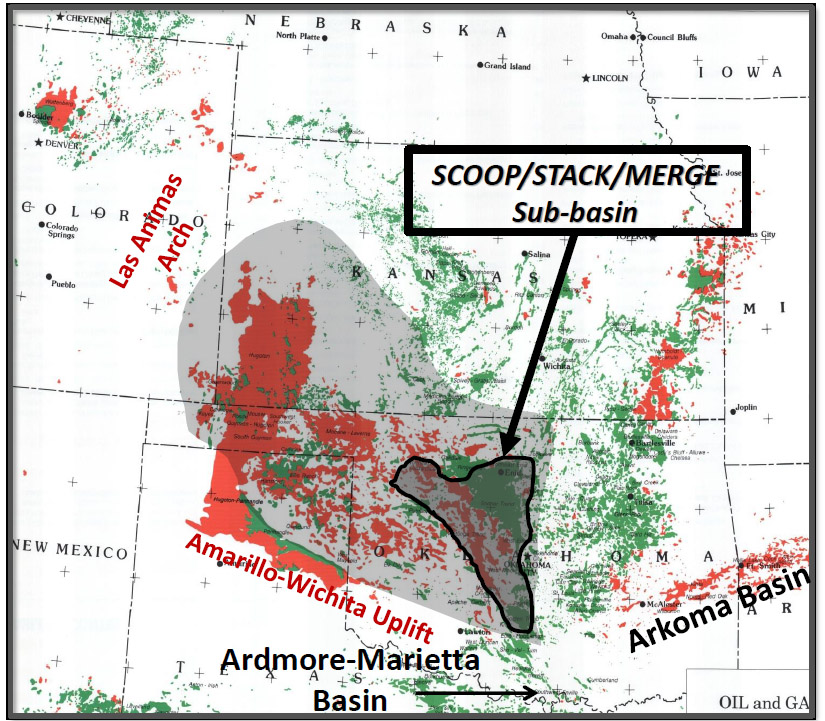Jpt Enormous Merge Play Resource Rivals Major World Gas Fields