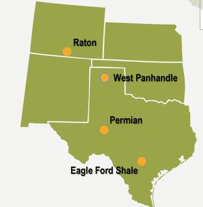 Ogf Article Pioneer Shuts In West Panhandle Field Following