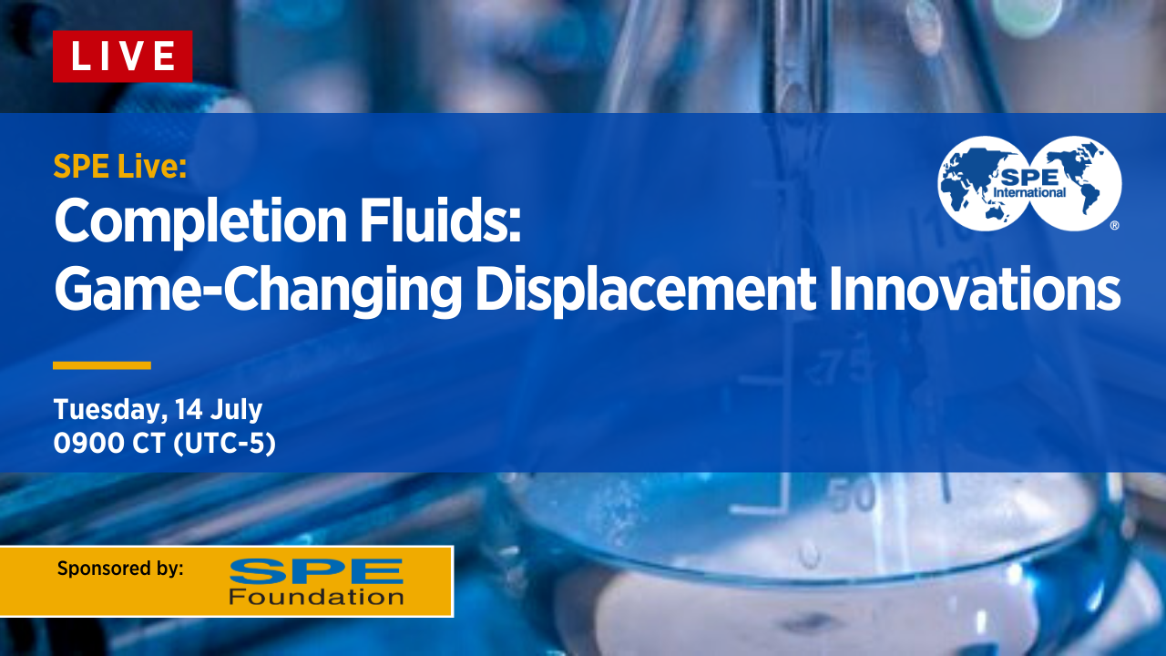 Completion Fluids: Game-Changing Displacement Innovations Graphic