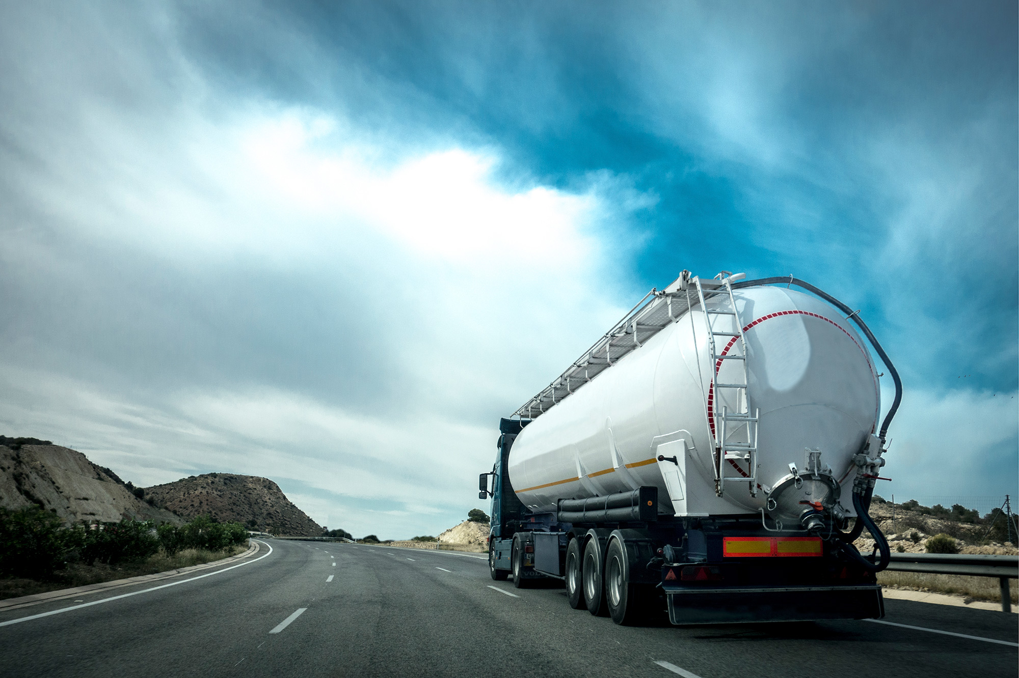 HSE Now Article Column: Life Behind the Wheel in the Oil Field
