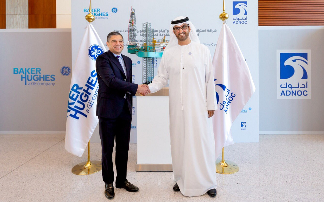 JPT BHGE To Buy Stake in ADNOC Drilling as Firms Form UAE