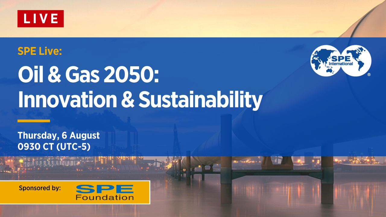Oil & Gas 2050 - Innovation & Sustainability