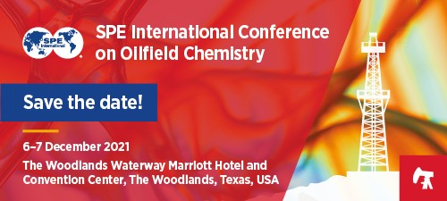 SPE Oilfield Chemistry International Conference Event Banner