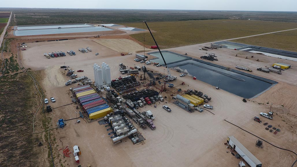 Permian Operators Squeezed by Growing Water Pressure