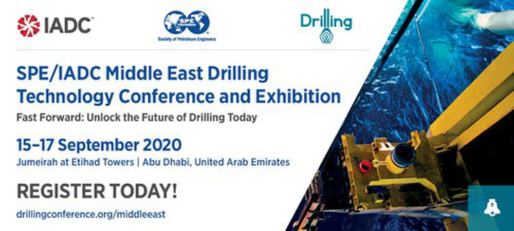 SPE/IADC Middle East DrillingTechnology Conference and Exhibition