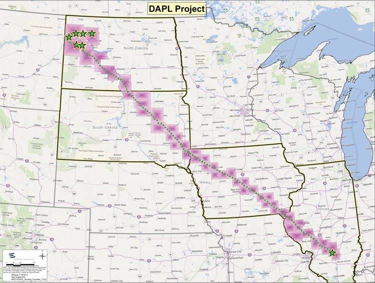 OGF Article Bakken Pipeline Gets Final Go-Ahead From Feds