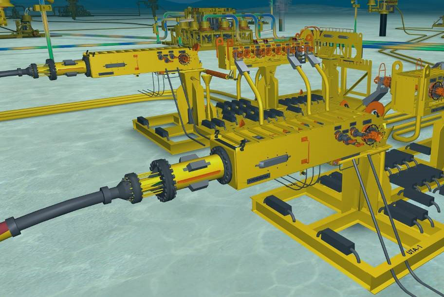 Ogf Article High Voltage Subsea Pump Enables Low Cost Boosting