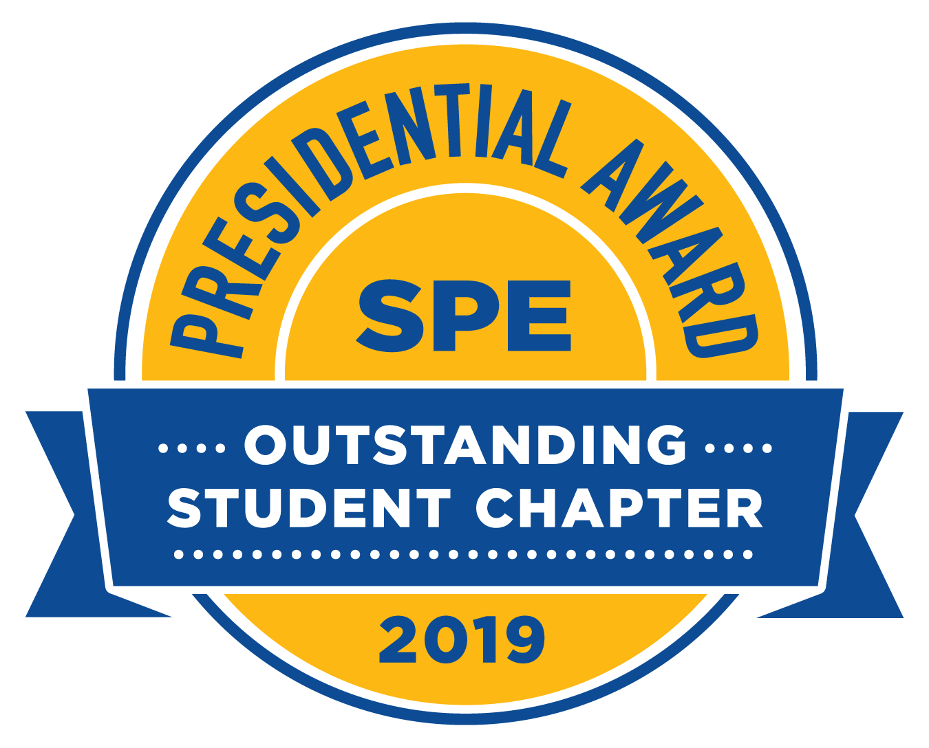 Presidential Award for Outstanding Student Chapter