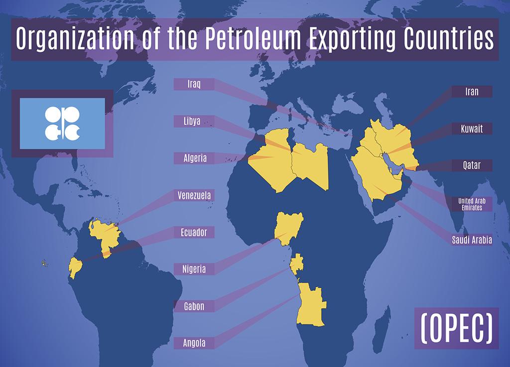 OPEC Kartel Sumber Daya Alam Minyak
