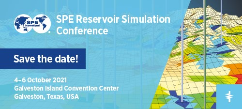 SPE Reservoir Simulation Conference Event Banner