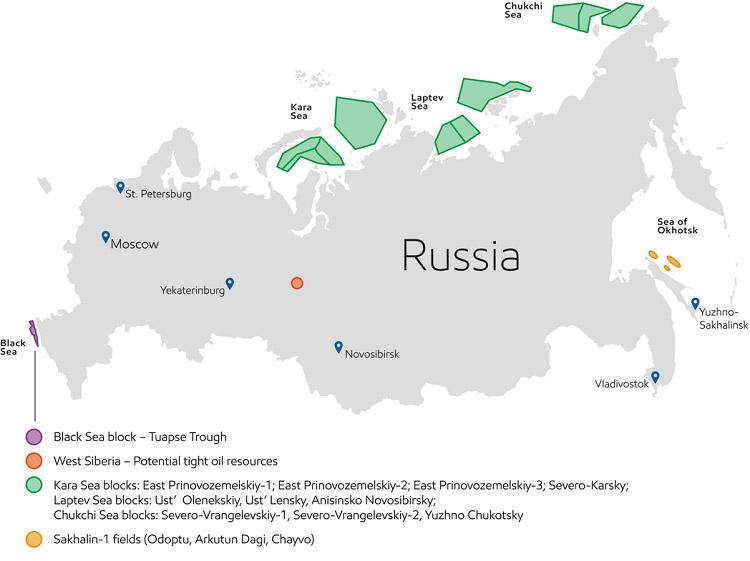 ExxonMobil Exits Russian Ventures Continues Success off Guyana
