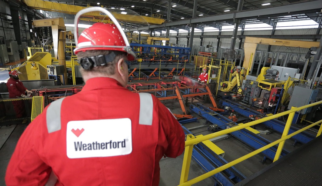 JPT Weatherford Plans Chapter 11 Restructuring