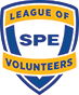Logo for SPE League of Volunteers