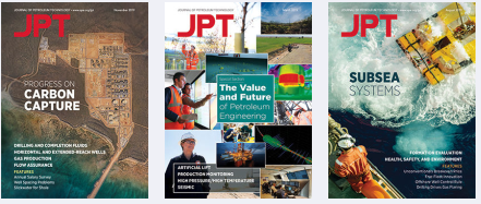 JPT covers
