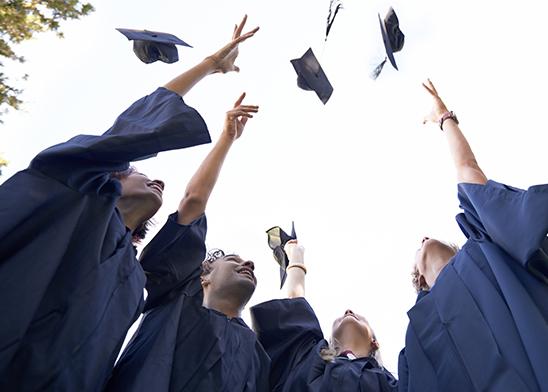 student graduates society of petroleum engineers