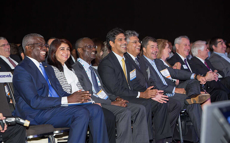 photo from a sponsored event at 2015 ATCE