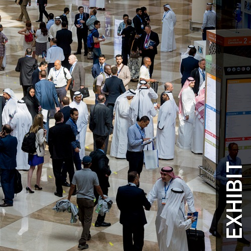 Exhibit to an audience of Health, Safety, Security, Environment and Social Responsibility thought leaders in the oil & gas industry